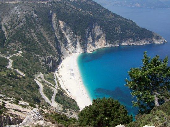 Skala, Griechenland: myrtos beach