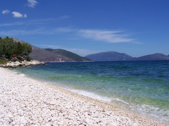 Skala, Grèce : beach also near sami