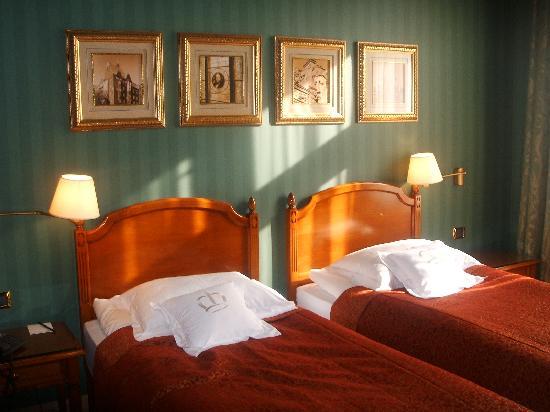 Europa Royale Riga: Habitación