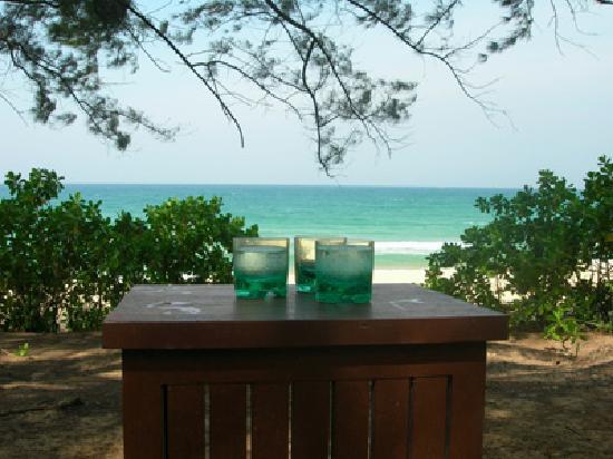 Tanjong Jara Resort: refreshing drinks