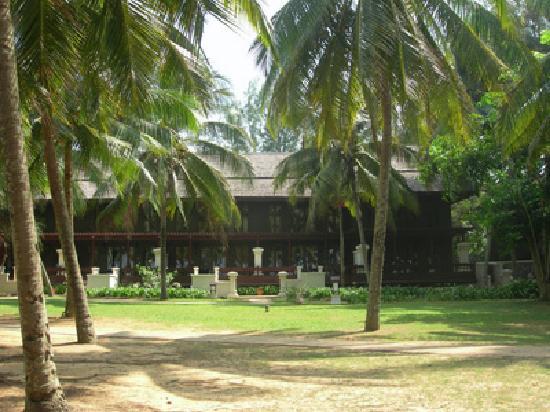Tanjong Jara Resort: bungalos