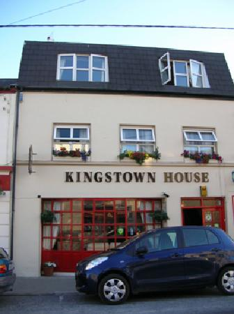 Kingstown House: facciata