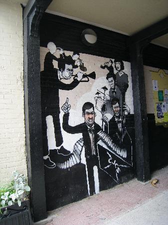 Random Stratford Street Mural