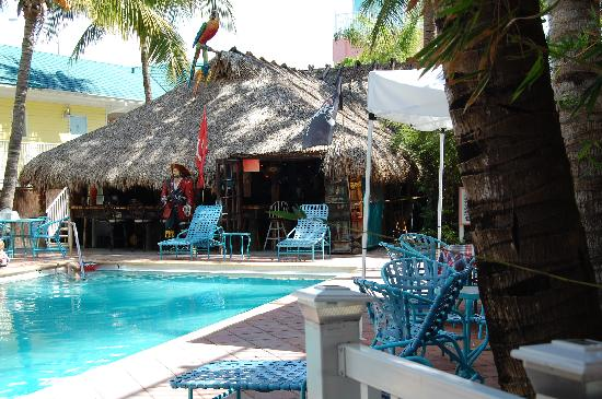 The Lighthouse Resort Inn And Suites Pool Tiki Bar