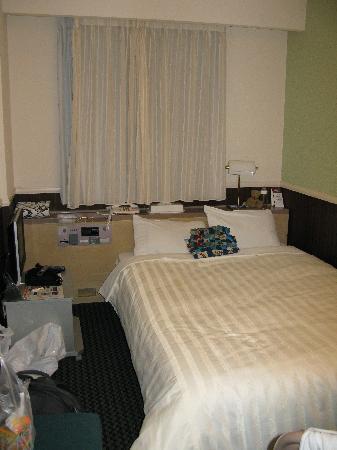 Chiba Washington Hotel: Bedroom with a Double Bed - Washington Chiba Hotel