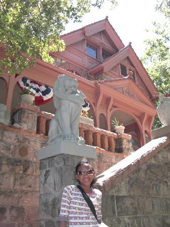 Molly Brown House Museum: Outside Molly Brown House