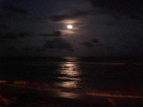 Nighttime View From Our Balcony Awesome Picture Of Aston Islander On The Beach Kapaa