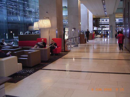 Hilton Lobby - Picture of Hilton Sydney, Sydney - TripAdvisor