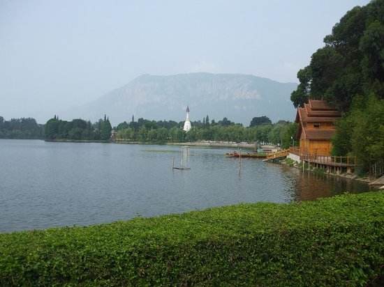 Kunming, Chine : Lake