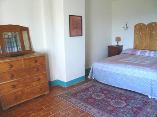 Le Pietre: Bedroom