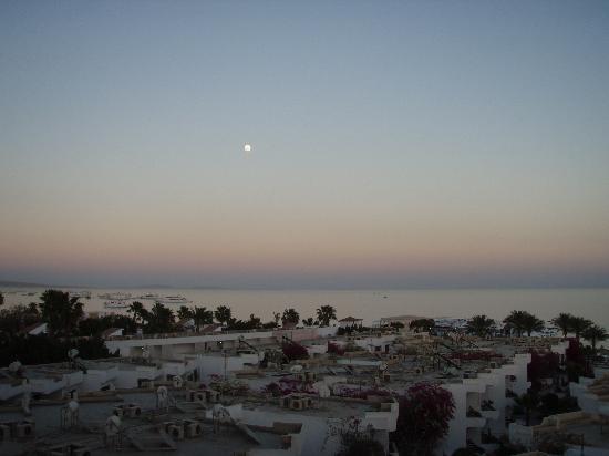 Marlin Inn Azur Resort : nigthview to the sea