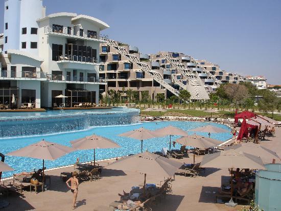 Cornelia Diamond Golf Resort & Spa: view