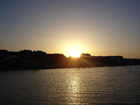 Cornelia Diamond Golf Resort & Spa: sunrise