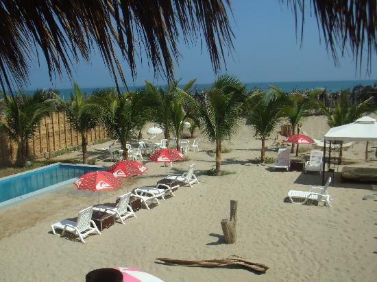 Mancora Bay Hotel: swiming pool