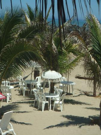 Mancora Bay Hotel: dinning area