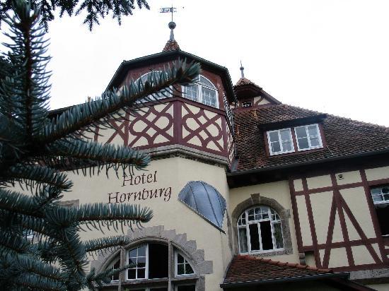 Hotel-Garni Hornburg: Hotel Hornburg
