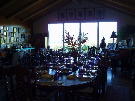 Hillcrest Bed & Breakfast: Dining Room