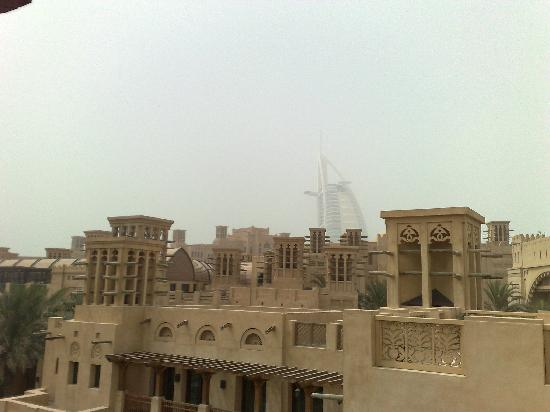 Jumeirah Dar Al Masyaf at Madinat Jumeirah: views over the burj