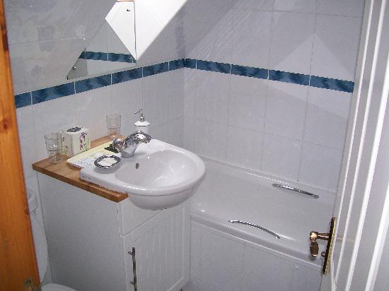 Burntree House Bed & Breakfast : Badezimmer