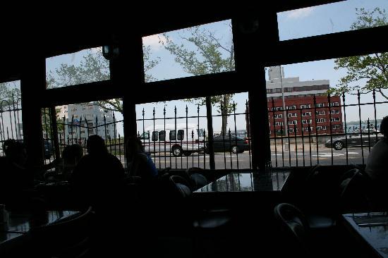 Cargo Cafe: View