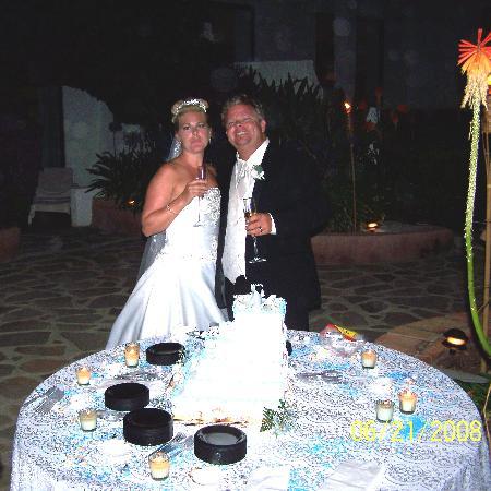 Pyramid Resort: Wedding Cake