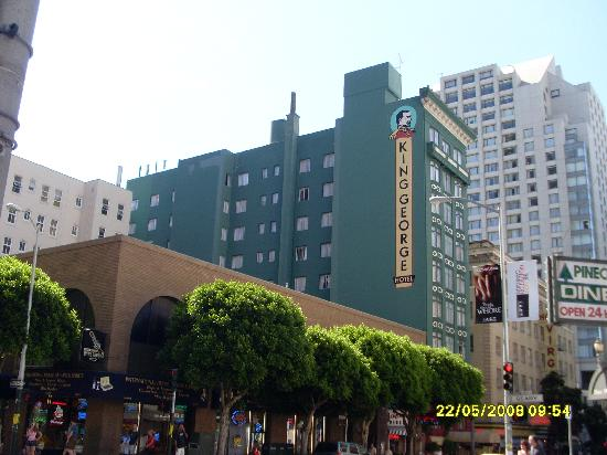 King George Hotel Picture Of King George Hotel A