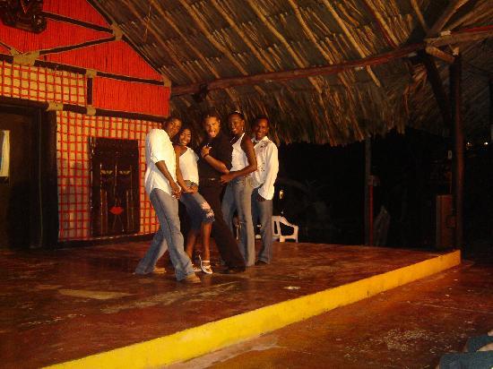 Decameron Isla Palma: Show nocturno