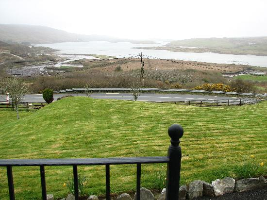 Bay View Bed and Breakfast: view from Bay View of Streamstown Bay