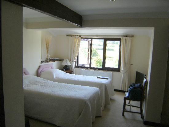 Cameley Lodge Hotel: Our room (6)