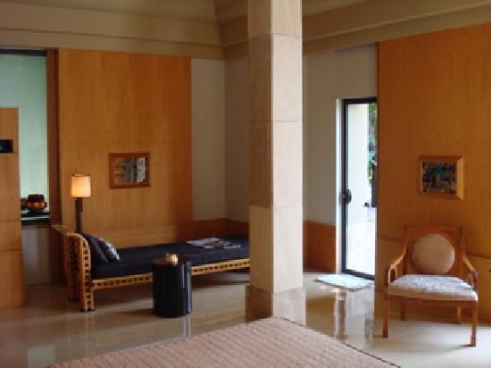 Amanjiwo Resorts: Bedroom. Dalem Jiwo Suite