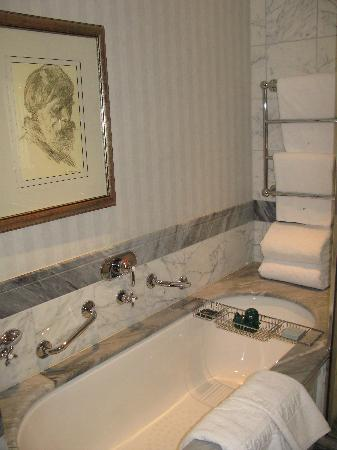 Hotel Kamp: Bathroom 2