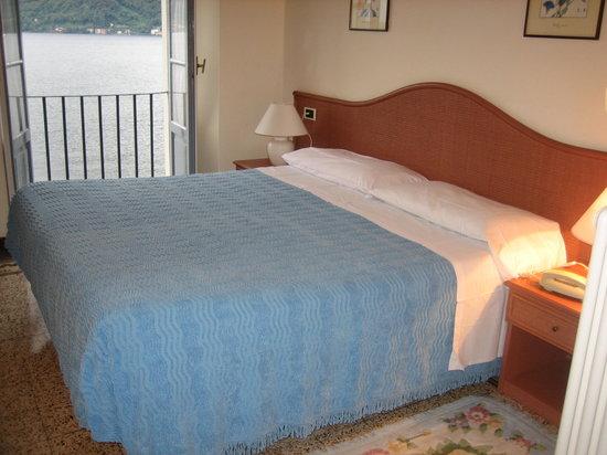 Villa Belvedere : cama matrimonial