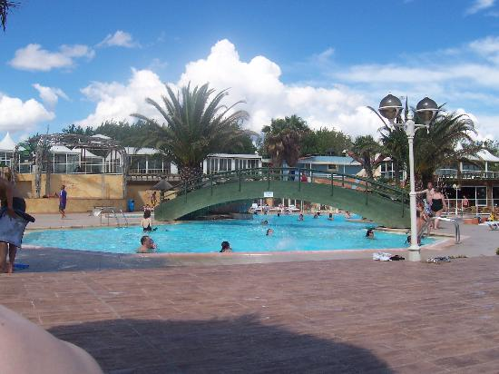 Pool picture of camping club farret yelloh village for Camping cabourg piscine