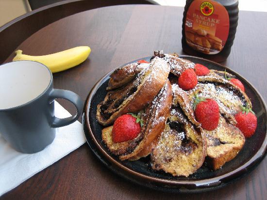 Kapital Inn : breakfast doesn't get much better than this