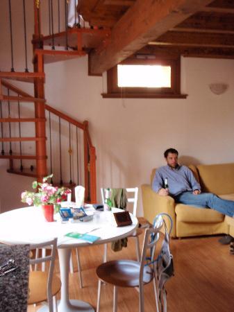 Residence il Borgo: Il Borgo apartment - main level