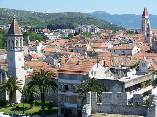 Restaurants in Trogir