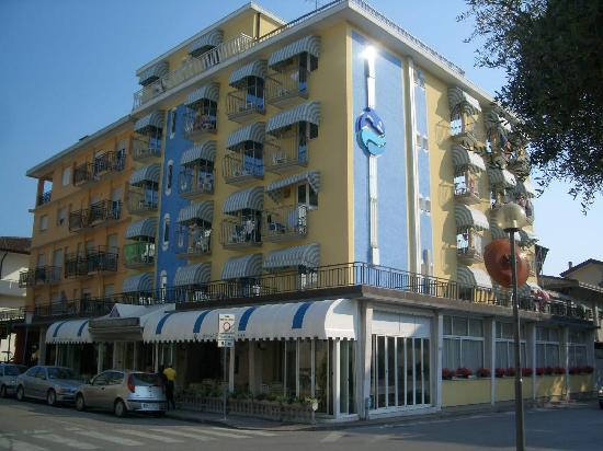 Hotel Portofino: Hotelaussenansicht