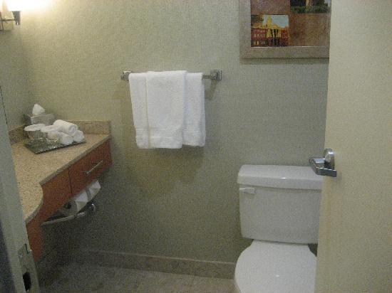 هيلتون هارتفورد: bathroom