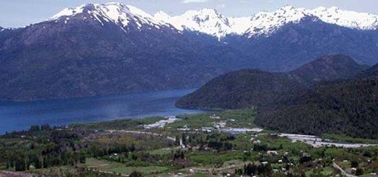 La Patagonia, Argentina: PUELO Lake