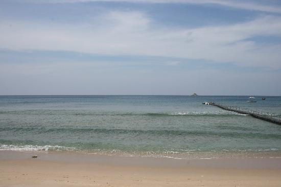 Trisara : beach