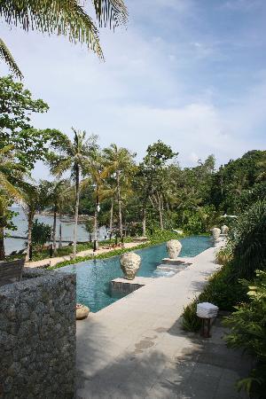 Trisara : pool