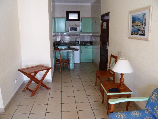 Aparthotel Mirador del Atlantico: kitchen