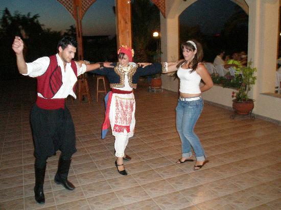 Mayflower Apartments : Mayflower - Greek night.