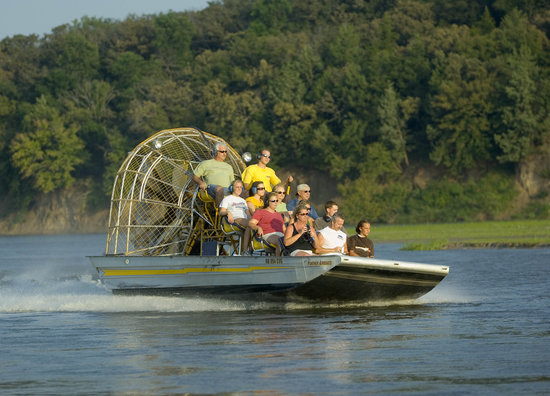 Bryson's Airboat Tours