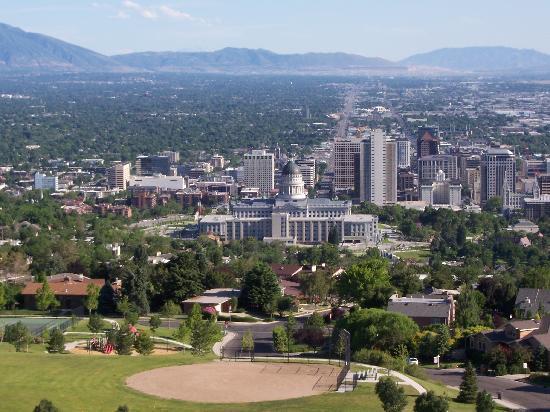Downtown Salt Lake City Hotel Deals