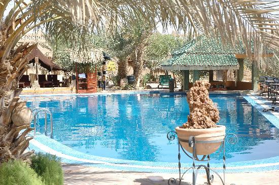 Kasbah Hotel Xaluca Arfoud : Pool