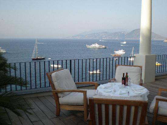 Balcony - J.K. Place Capri: jk