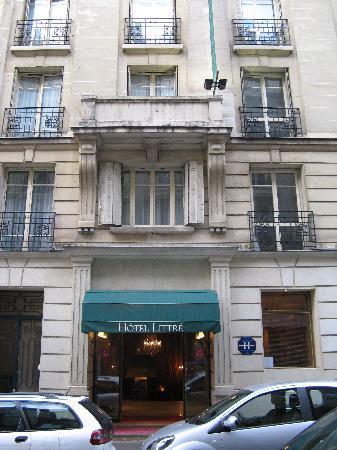 le littre hotel picture of hotel le littre paris. Black Bedroom Furniture Sets. Home Design Ideas