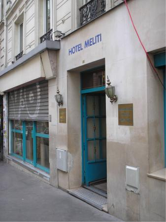 Residence Hotel Meliti