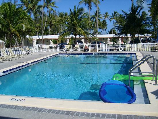 Matecumbe Resort: Small swimming pool